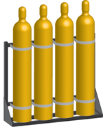 ISO DOT Gas Cylinders