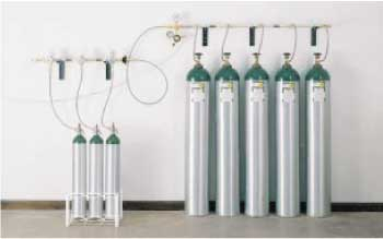 Oxygen Refilling Systems - Small Station